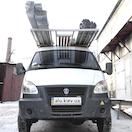 Доставка алюмінію Київ, доставка алюмінієвого профілю